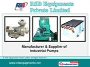 Internal Gear Pumps Mechanical Seal By Rsb Equipments Private Limited