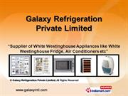 White Westinghouse Microwave Oven By Galaxy Refrigeration Private
