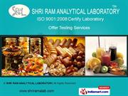 Beverages Testing Laboratories In Delhi By Shri Ram Analytical