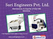 Separation Machine By Suri Engineers Private Limited Hyderabad