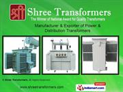 Power Transformers. By Shree Transformers Jaipur