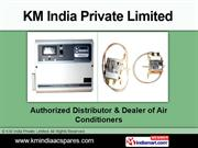 Air Conditioners Equipment By K. M. India Pvt Ltd Noida