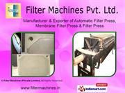 Industrial Filter Press By Filter Machines Private Limited Vapi