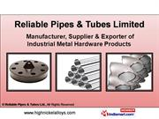 Industrial Flanges By Reliable Pipes & Tubes Limited Mumbai