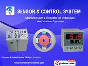 Electric Control Panel By Sensor & Control System Kolkata