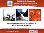 Plant/Agricultural Nutrition By Suboneyo Chemicals Pharmaceuticals (P)