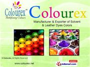Industrial Dyes By Colourex Mumbai