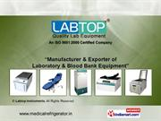 Laboratory Equipments. By Labtop Instruments Mumbai