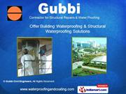 Building Waterproofing By Gubbi Civil Engineers Thane