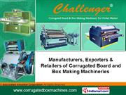Industrial Machines by Associated Industrial Corporation Amritsar