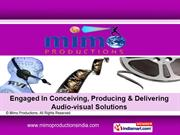 Electronic Media Services By Mimo Productions Pune