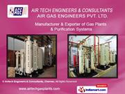 Oxygen Gas Analyzers By Airtech Engineers & Consultants, Chennai