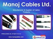 Lt Power & Control Cables By Manoj Cables Ltd New Delhi