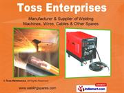 Industrial Machine And Accessories By Toss Weldtronics Pune