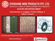 Plastic Wire Mesh By Evershine Wire Products Private Limited