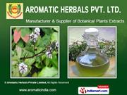 Carrier And Base Oils By Aromatic Herbals Private Limited Kolkata