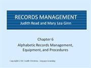 CH06 Records Management