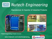Pipes And Joints Conveying System By Nutech Engineering Ghaziabad