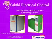 Automatic Power Factor Controller Panel By Sakthi Electrical Control