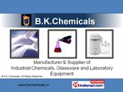 Milk Plants Chemical By B.K. Chemicals Pune