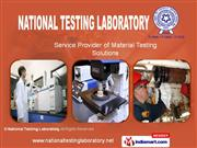 Electrical Testing Services By National Testing Laboratory Delhi