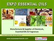Aroma Chemicals By Expo Essential Oils, Delhi New Delhi
