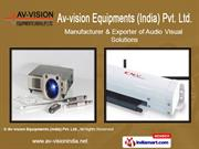 Overhead Projectors By Av-Vision Equipments (India) Private Limited