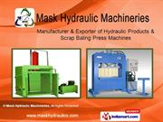 Hydraulic Power Pack By Mask Hydraulic Machineries Ahmedabad