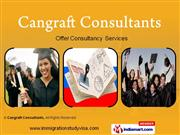 Overseas Educational Consultants By Cangraft Consultants New Delhi