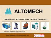 Industrial Vacuum Cleaners By Altomech, Coimbatore Coimbatore