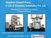 Three-Station Hydraulic Quench Presses By Simpletec Quench Press