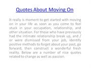quotes ch l008