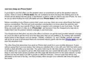 cheapest iphone deals free iphone