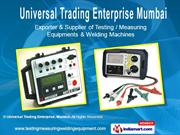 Fluke Test Equipment By Universal Trading Enterprise, Mumbai Mumbai