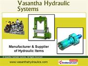 Hydraulic Cylinders By Vasantha Hydraulic Systems Hyderabad