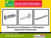 Pins & Fixator By HCM Orthocare Ahmedabad