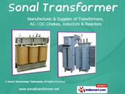Electric Transformer By Sonal Transformer Tathawade Pune