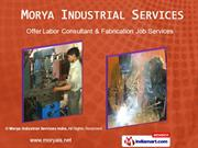 Welding Contractor By Morya Industrial Services Pune