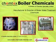 Boiler Corrosion Inhibitors By Chemtex Speciality Limited Kolkata