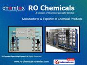 Ro Chemicals By Chemtex Speciality Limited Kolkata
