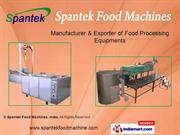 Food Processing Accessories By Spantek Food Machines, India Pune