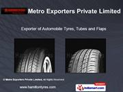 Radial Type Truck Tyres Hmt 83 By Metro Exporters Private Limited