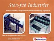 Conveyor Belts By Sten-Fab Industries, Pune Pune