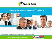 Market Research Services By Nexgen Market Research Services Private