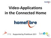 Video in the Connected Home