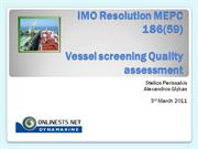 imo resolution mepc 186(59)