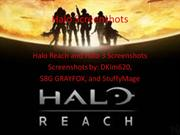 halo reach screenshots