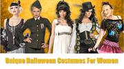 Unique Halloween Costumes For Women