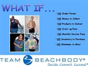 Team Beachbody Fundraiser for Non-Profits