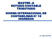 MASTER-A NIC 18